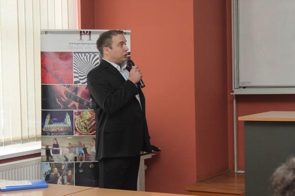 Marketing előadás Pécsen