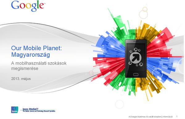 google-our-mobile-planer-magyarorszag-ppt