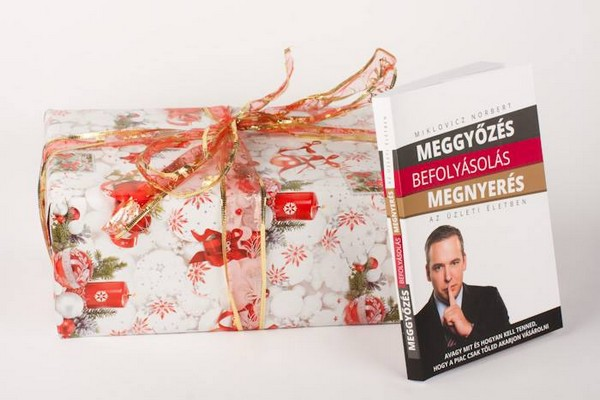 Lepd meg párodat, barátodat, kollégádat, partneredet: www.meggyozeskonyv.hu