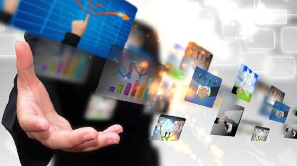 Folyamatosan növekszik az online kiskereskedelem forgalma.