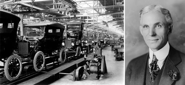 D041-Model T-Assembly-Henry Ford